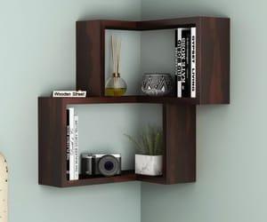 corner shelves, corner shelf, and corner wall shelves image