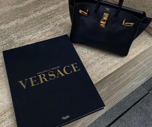 aesthetic, Donatella Versace, and hermes image