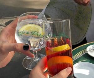 beverage, drinks, and cafe image