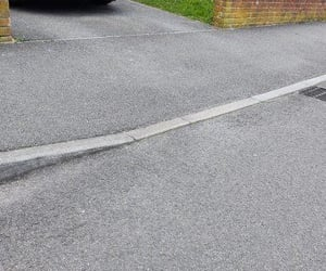 dropped kerb contractors, we heart it, and drop kerbs image