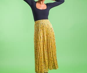 etsy, pleated skirt, and skirt sewing kit image