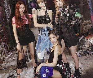 music video, boombayah, and blackpink image