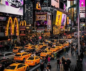 new york and time square image