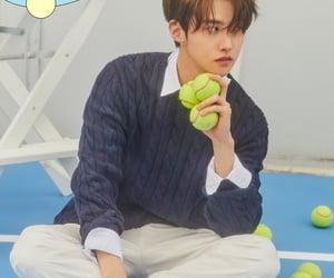 pentagon, yeo one, and mini album image