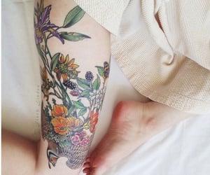 art, tattoo, and tattooidea image