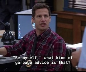 advice, feelings, and garbage image