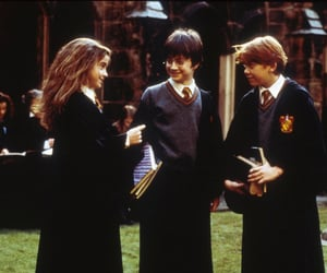 movie, harry potter, and scenes image