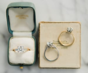 accessories, girly, and ring image