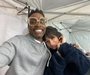 camila cabello, billy porter, and happy birthday camila image