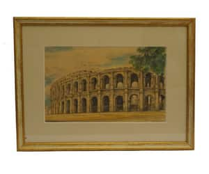 etsy, antique french, and roman art image