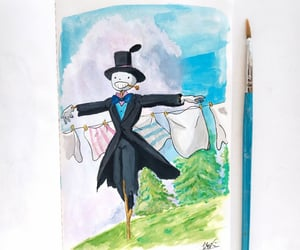 drawing, sketch, and sketchbook image