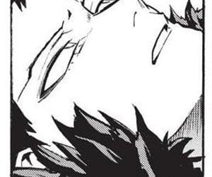 black white, manga, and chisaki image