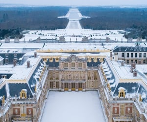 chateau de versailles, france, and kingdom image