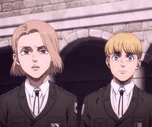 gif, anime boy, and shingeki no kyojin image