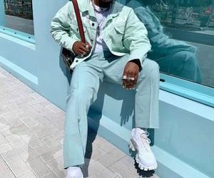 fashion, man, and moda image