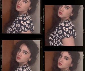 arab, black hair, and beautiful image