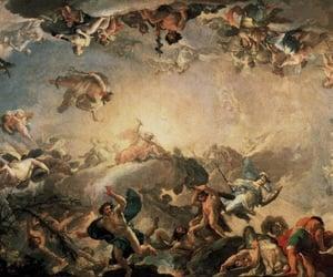 academia, mythology, and painting image