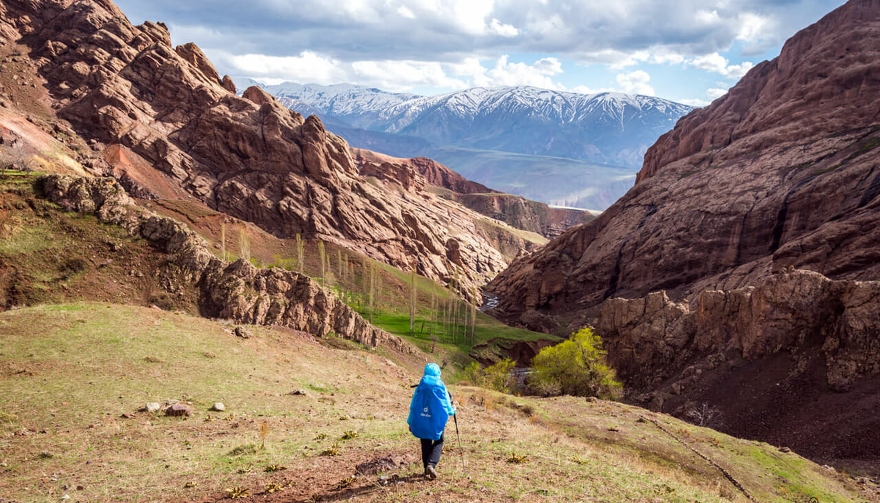 hiking, article, and outdoor image