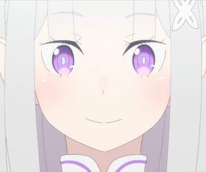 anime, ram, and subaru image