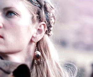 accessories, girl power, and vikings image