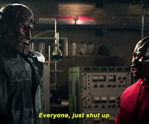 cyborg, tv show, and season 1 image