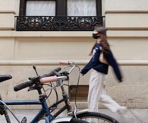aesthetic, bicycle, and bike image