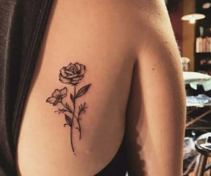 body, roses, and cute image