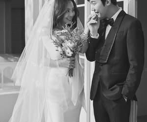 b&w, black and white, and uhm ki joon image