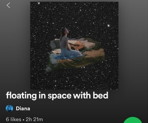 calm, spotify, and mood image