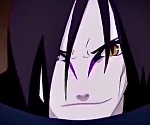 disgusting, orochimaru, and shippuden image
