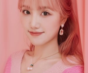 kpop, haeyoon, and cherry bullet image