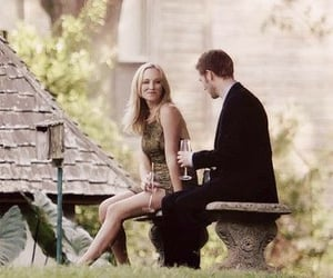 the vampire diaries, klaroline, and caroline image