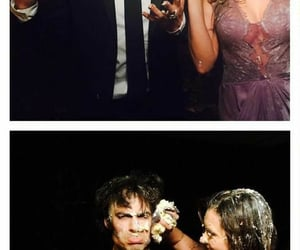aesthetic, ian somerhalder, and Nina Dobrev image