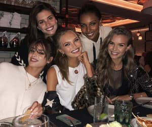 taylor hill, josephine skriver, and jasmine tookes image