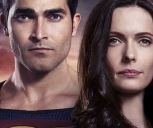 cw, superman, and series image