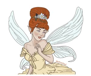 fairy, pretty, and aesthetic image