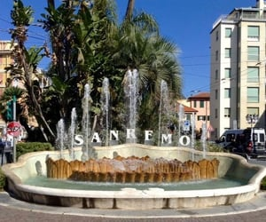 discover, fountain, and sanremo image