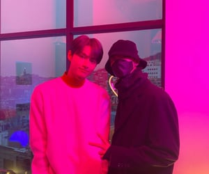 jun, minghao, and Seventeen image