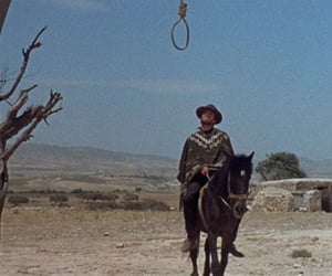 western spaghetti and clint eastwood image
