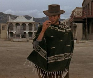 clint eastwood and western spaghetti image