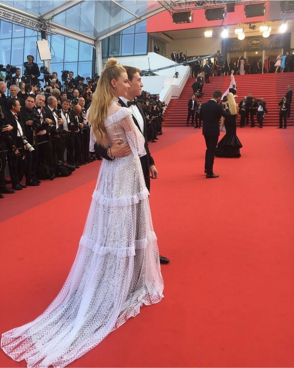 actress, Girl Crush, and festival de cannes image