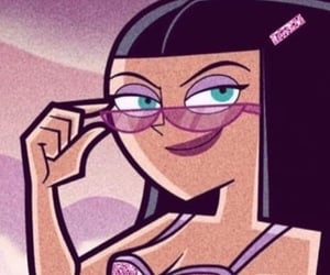 cartoon, aesthetic, and pink image