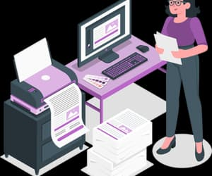 re-install printer and re-add printer image