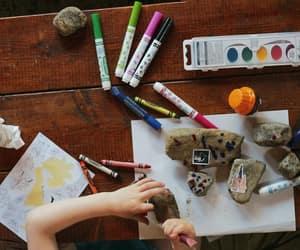 children, create, and creativity image