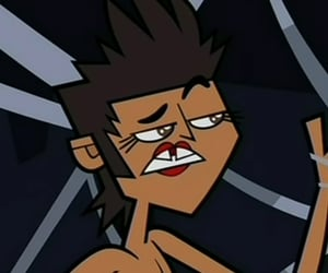 cartoon, mike, and total drama image