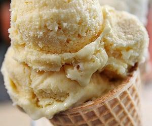 food, sweets, and vanilla image