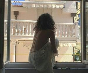 girl, aesthetic, and Greece image