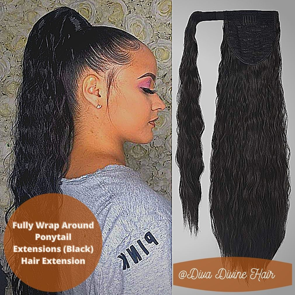 hair extension, ponytail extensions, and article image