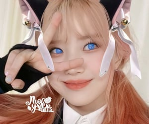 hayoung, catgirl, and icons image