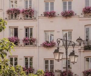 aesthetic, balcony, and creme image